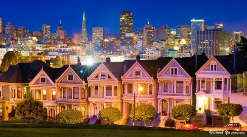 Ấn tượng con phố sắc màu ở San Francisco-2