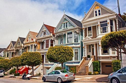 Ấn tượng con phố sắc màu ở San Francisco-3