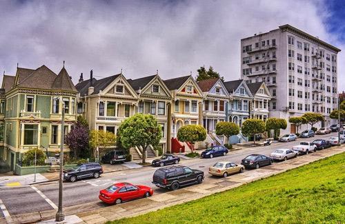 Ấn tượng con phố sắc màu ở San Francisco-4