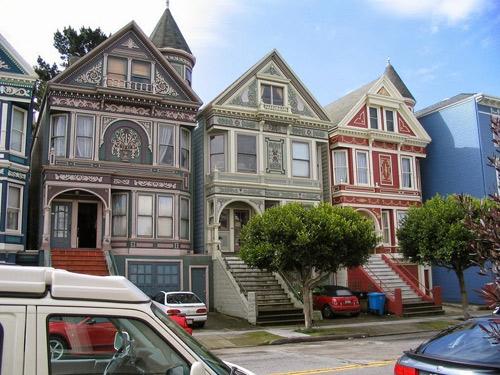 Ấn tượng con phố sắc màu ở San Francisco-8