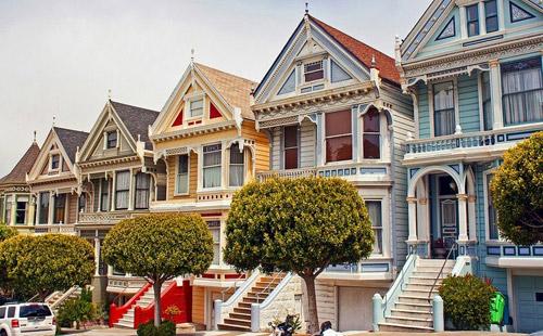 Ấn tượng con phố sắc màu ở San Francisco-9