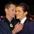 Làng sao - Lộ ảnh thân mật của Orlando và nam diễn viên