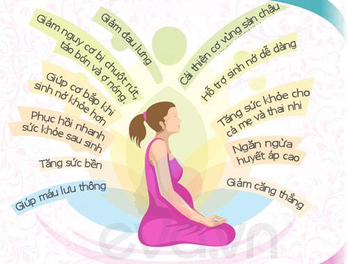 5 tu the yoga giup me bau mi nhon - 2