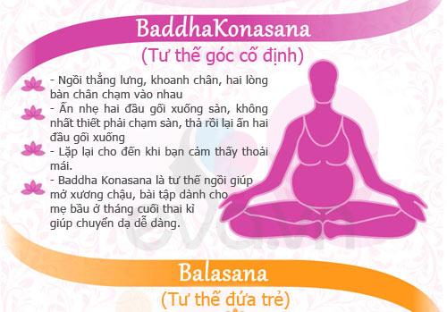5 tu the yoga giup me bau mi nhon - 3