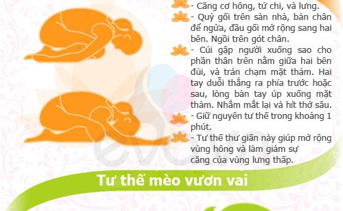 5 tu the yoga giup me bau mi nhon - 4