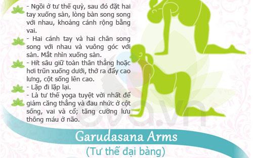 5 tu the yoga giup me bau mi nhon - 5