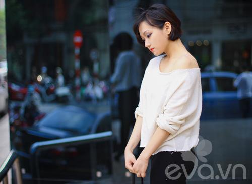 eva dep: 'pha cach cung phai co khuon kho' - 4