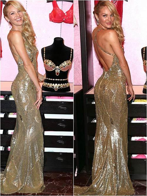 Candice Swanepoel lộng lẫy bên áo ngực triệu đô-2