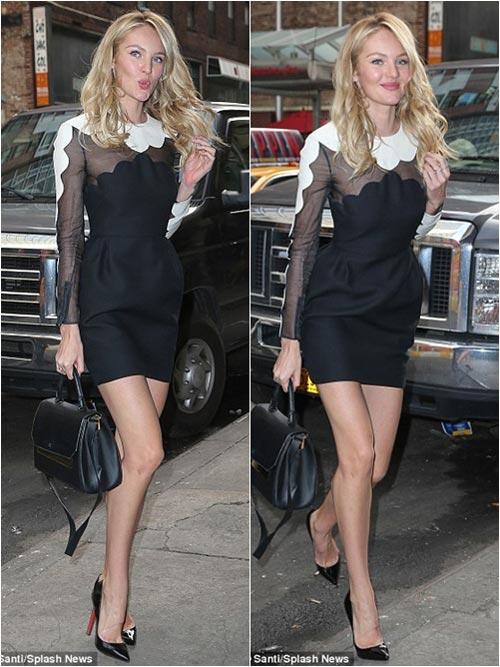 Candice Swanepoel lộng lẫy bên áo ngực triệu đô-8