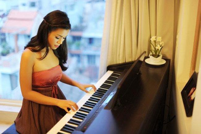 Nhà bé xinh của 2 người đẹp VN Idol