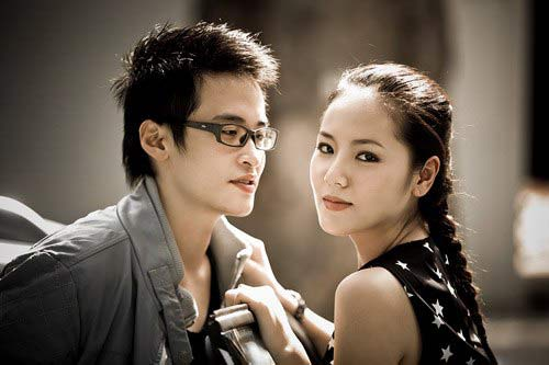 """ca si phuong linh khoe anh """"ngay tho"""" nam 16 tuoi - 7"""