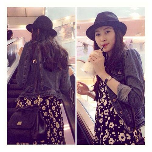 Sao Việt cá tính muôn màu cùng áo khoác denim - 5