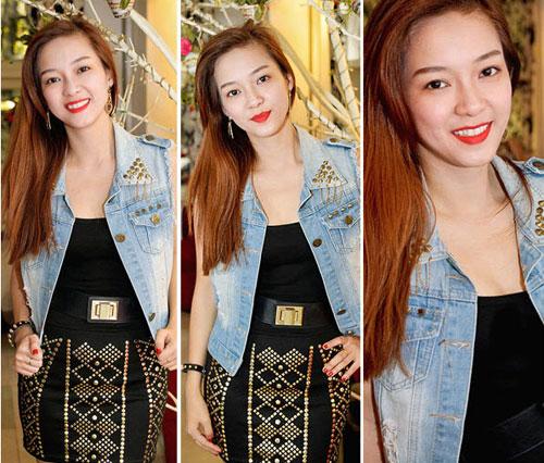 Sao Việt cá tính muôn màu cùng áo khoác denim - 7