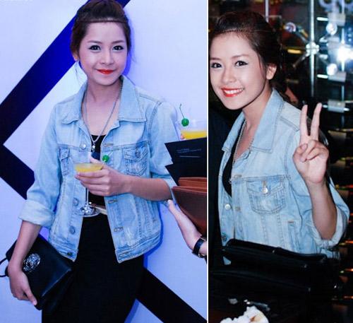 Sao Việt cá tính muôn màu cùng áo khoác denim - 2