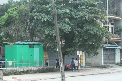 Hà Nội: Nhà vệ sinh tiền tỷ đắp chiếu-1
