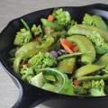 Bếp Eva - Ngon cơm với rau xào thập cẩm mùa đông