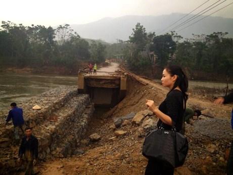 Thu Minh xây tặng 20 căn nhà cho người dân vùng lũ-1