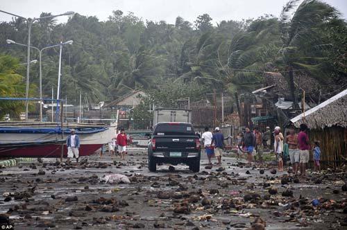 Khoảng 1.200 người Phillippines thiệt mạng vì siêu bão - 2