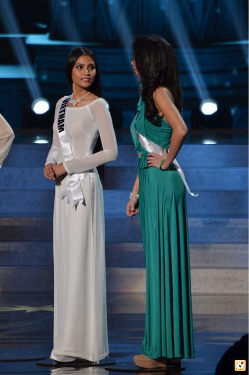 Hoa hậu Venezuela không hề biết đã đăng quang - 13