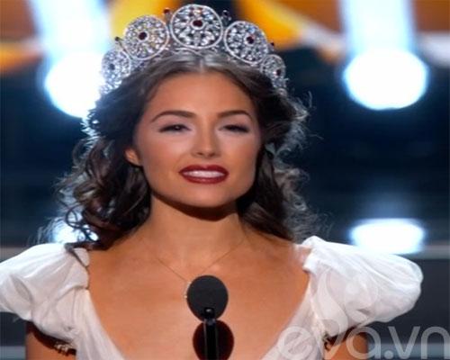 Hoa hậu Venezuela không hề biết đã đăng quang - 9