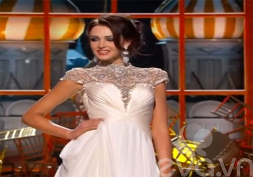 Hoa hậu Venezuela không hề biết đã đăng quang - 3