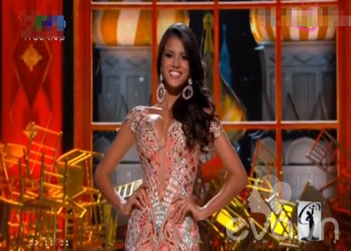 Hoa hậu Venezuela không hề biết đã đăng quang - 5