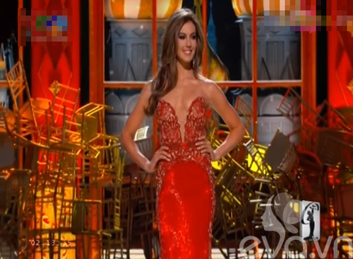 Hoa hậu Venezuela không hề biết đã đăng quang - 4