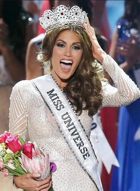 Hoa hậu Venezuela không hề biết đã đăng quang - 2