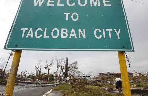 Ảnh, video: Philippines tan hoang sau siêu bão Haiyan - 6