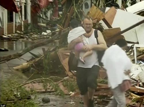 Ảnh, video: Philippines tan hoang sau siêu bão Haiyan - 7