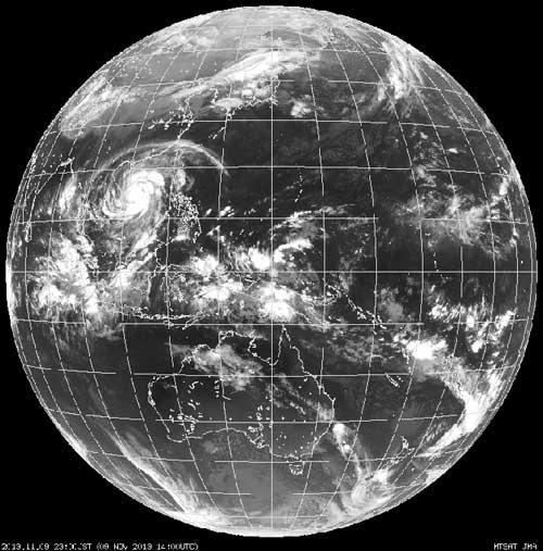 Bão Hải Yến đổi hướng và dự đoán của các chuyên gia quốc tế - 6
