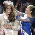 Thời trang - Hoa hậu Venezuela không hề biết đã đăng quang