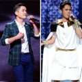 Làng sao - Dàn trai đẹp Giọng hát Việt bị loại thẳng tay