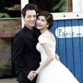 Làng sao - Đăng Khôi tung thêm bộ ảnh cưới lãng mạn