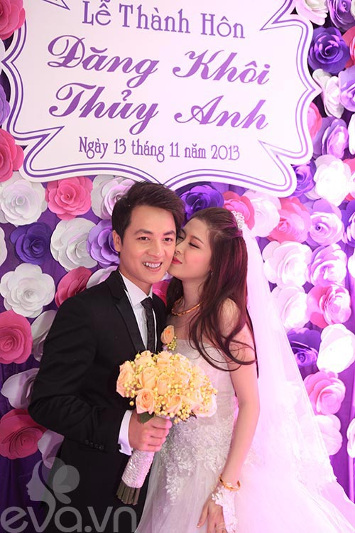 """co dau thuy anh theo dang khoi """"ve dinh"""" - 7"""