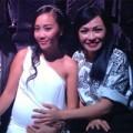 """Làng sao - Phương Thanh """"ghen tỵ"""" với bà bầu Đoan Trang"""