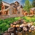 Nhà đẹp - Cơ ngơi đồ sộ của nữ tỷ phú người Mỹ