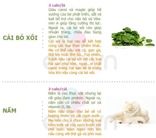 12 loai rau khong the bo qua cho be - 2