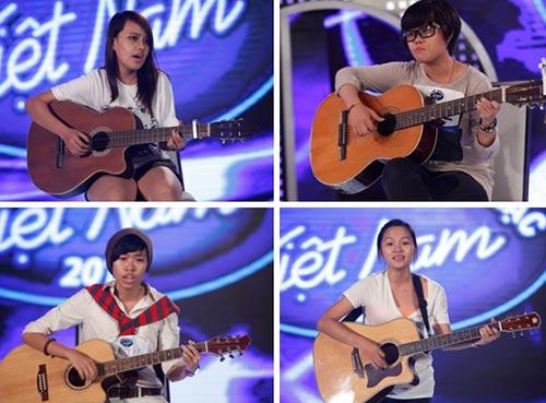 su that chua biet tai vong thu giong vn idol - 3
