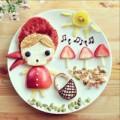 Bếp Eva - Trang trí để bé chăm ăn hơn