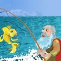 Làm mẹ - Truyện: Ông lão đánh cá và con cá vàng