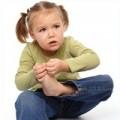 Sức khỏe - Nhức mỏi chân ở trẻ là do thiếu canxi?