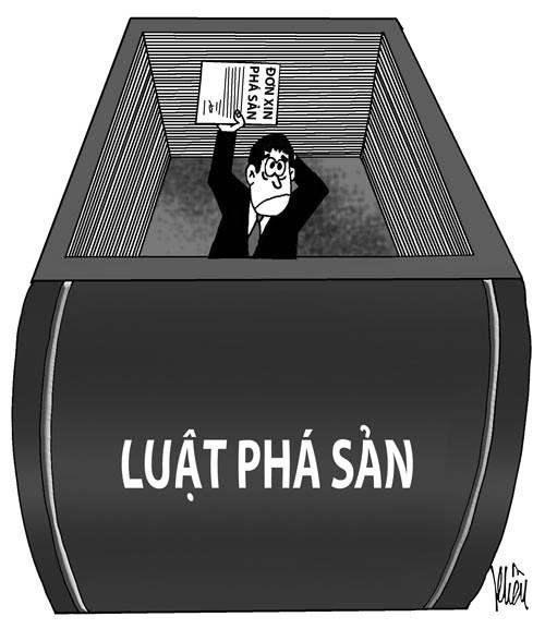 doanh nghiep vat vo cho pha san - 1