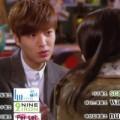 Làng sao - Preview The Heirs tập 13: Lee Min Ho bỏ nhà đi