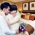 Nhà đẹp - Phòng ngủ vợ chồng son dạt dào hạnh phúc