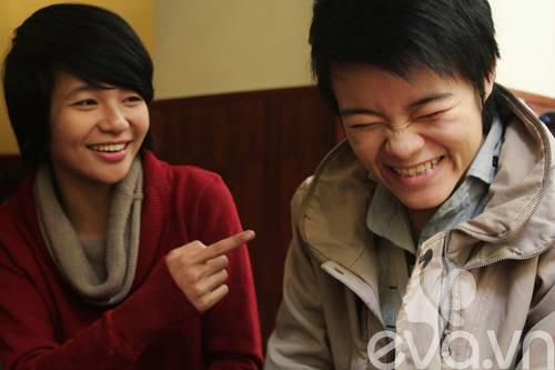 """cap dong tinh nu hn: """"chung toi dang rat hanh phuc"""" - 6"""
