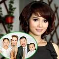 Làng sao - Mai Thu Huyền: Chưa làm gì khiến chồng ghen