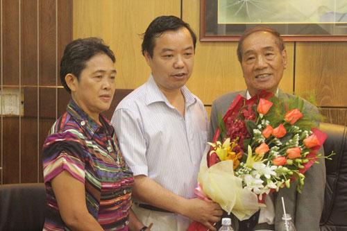 tro chuyen cung thay giao nguyen ngoc ky nhan ngay 20/11 - 2