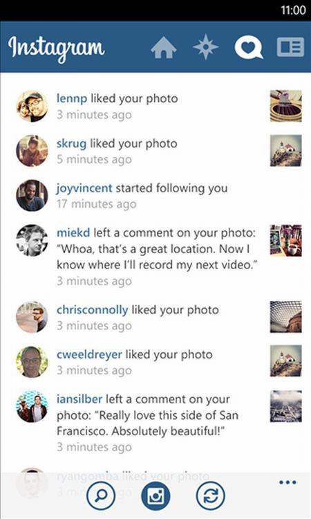 instagram da xuat hien tren windows phone 8 - 3