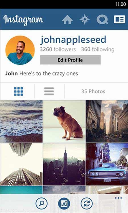 instagram da xuat hien tren windows phone 8 - 4
